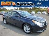 2013 Pacific Blue Pearl Hyundai Sonata GLS #86505360