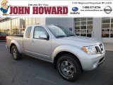 2013 Brilliant Silver Nissan Frontier Pro-4X King Cab 4x4 #86505318
