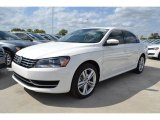 2014 Candy White Volkswagen Passat TDI SE #86505279