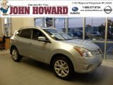 2013 Frosted Steel Nissan Rogue SV #86505314