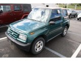 1997 Geo Tracker Slate Green Metallic