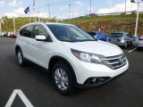 2014 White Diamond Pearl Honda CR-V EX-L AWD #86505350