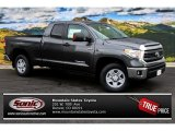 2014 Magnetic Gray Metallic Toyota Tundra SR5 Double Cab 4x4 #86505060