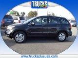 2011 Crystal Black Pearl Honda CR-V LX 4WD #86527275