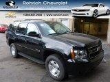 2014 Black Chevrolet Tahoe LT 4x4 #86530866