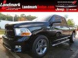 2012 Black Dodge Ram 1500 ST Quad Cab #86530648