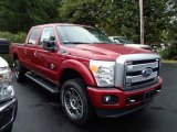 2014 Ford F350 Super Duty Platinum Crew Cab 4x4 Data, Info and Specs