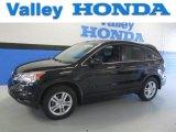 2010 Crystal Black Pearl Honda CR-V EX-L AWD #86530540