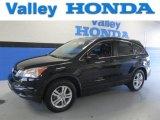 2010 Crystal Black Pearl Honda CR-V EX-L AWD #86530539