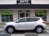 2011 Brilliant Silver Nissan Murano SL #86530744