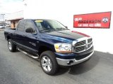 2006 Patriot Blue Pearl Dodge Ram 1500 ST Quad Cab 4x4 #86530897