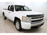 2008 Summit White Chevrolet Silverado 1500 LT Extended Cab #86530781