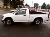 2007 Chevrolet Colorado Work Truck Regular Cab Data, Info and Specs