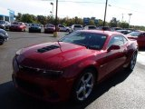 2014 Crystal Red Tintcoat Chevrolet Camaro SS/RS Coupe #86530669