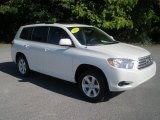 2010 Blizzard White Pearl Toyota Highlander V6 #86530826