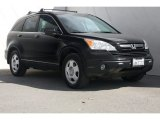 2007 Nighthawk Black Pearl Honda CR-V LX #86530660