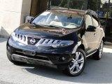 2009 Super Black Nissan Murano LE AWD #86530711