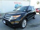 2014 Tuxedo Black Ford Explorer XLT #86558878
