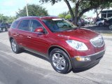 2010 Red Jewel Tintcoat Buick Enclave CXL #86559491