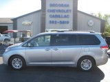 2012 Silver Sky Metallic Toyota Sienna Limited #86559488