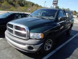 2002 Forest Green Pearlcoat Dodge Ram 1500 ST Regular Cab #86559067
