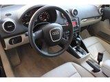 2010 Audi A3 Interiors