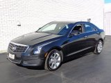 2013 Black Diamond Tricoat Cadillac ATS 2.0L Turbo Luxury #86558949