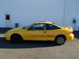 2003 Yellow Chevrolet Cavalier Coupe #86559468
