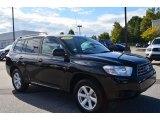 2010 Black Toyota Highlander  #86559038