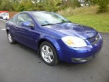 2007 Laser Blue Metallic Chevrolet Cobalt LT Coupe #86559463