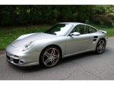 2008 GT Silver Metallic Porsche 911 Turbo Coupe #86558847