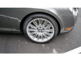 Bentley Continental GT 2008 Wheels and Tires
