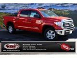2014 Radiant Red Toyota Tundra SR5 Crewmax 4x4 #86558721