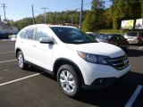 2014 White Diamond Pearl Honda CR-V EX-L AWD #86559347