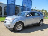 2014 Silver Topaz Metallic Chevrolet Equinox LS AWD #86558927
