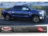 2014 Blue Ribbon Metallic Toyota Tundra Limited Crewmax 4x4 #86558719