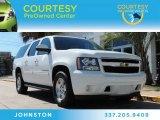 2011 Summit White Chevrolet Suburban LS #86558919