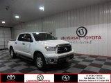 2012 Super White Toyota Tundra SR5 TRD CrewMax #86558912
