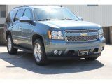 2010 Blue Granite Metallic Chevrolet Tahoe LTZ 4x4 #86559430