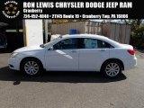 2014 Bright White Chrysler 200 Limited Sedan #86558993
