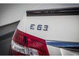 Mercedes-Benz E 2011 Badges and Logos