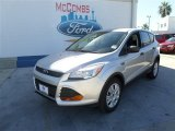 2014 Ingot Silver Ford Escape S #86558881