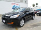 2014 Tuxedo Black Ford Escape S #86558880
