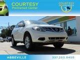 2012 Pearl White Nissan Murano LE #86559412