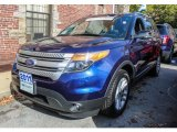 2011 Kona Blue Metallic Ford Explorer XLT 4WD #86559220