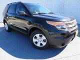 2014 Tuxedo Black Ford Explorer FWD #86559120