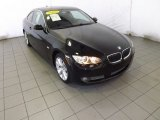 2008 Jet Black BMW 3 Series 335xi Coupe #86558779