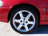 Nissan Sentra 2004 Wheels and Tires