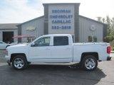 2014 Summit White Chevrolet Silverado 1500 LTZ Crew Cab 4x4 #86616203