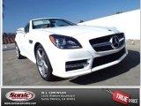 2014 Polar White Mercedes-Benz SLK 250 Roadster #86615484